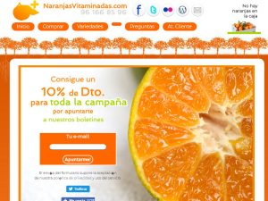 NaranjasVitaminadas.com
